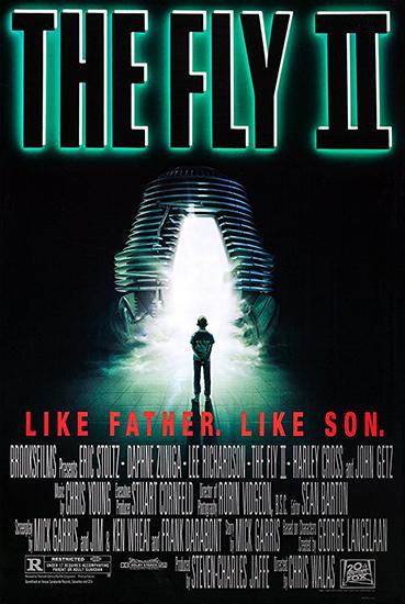 Муха 2 / The Fly II (1989) BDRip 720p от k.e.n & MegaPeer | P, P2, A