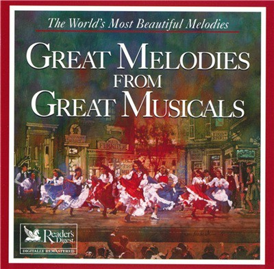 VA - Great Melodies From Great Musicals (1999) [MP3|320 Kbps] <Instrumental, Classical, Easy Listening>