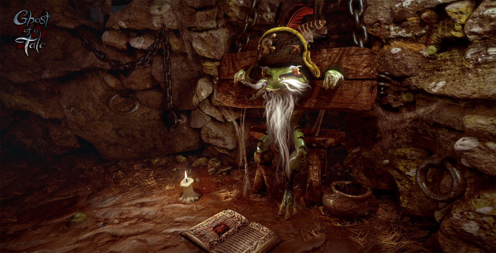 Ghost of a Tale (2018/PC/Русский), Лицензия
