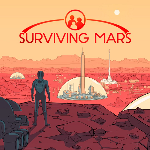 Surviving Mars: Digital Deluxe Edition [Update 16 + DLCs] (2018) PC | RePack