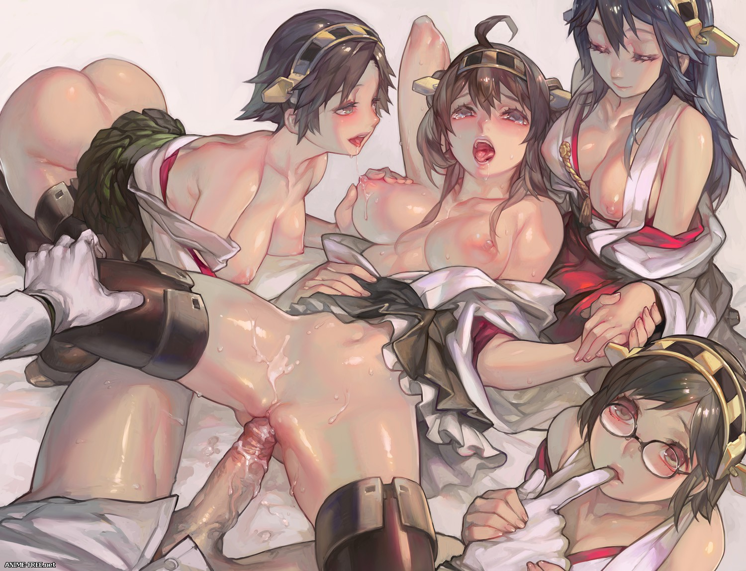 Aoin / Aoinhatsu - Artwork collection [Cen] [JPG] Hentai ART