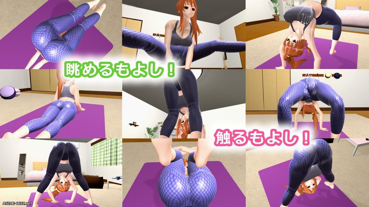 StoEcchi [2017] [Cen] [SLG, 3D] [JAP] H-Game