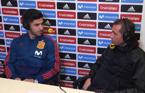 """Асенсио хочет, чтобы Зидан остался в """"Мадриде"""""""
