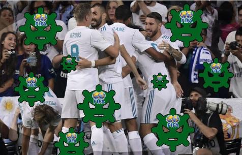 Вирус FIFA в действии
