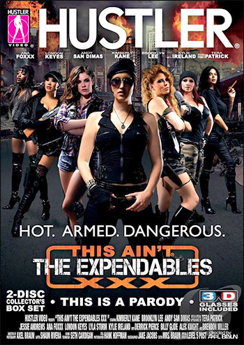 Hustler - Это вовсе не Неудержимые / This Ain't the Expendables XXX (2012) HDRip |