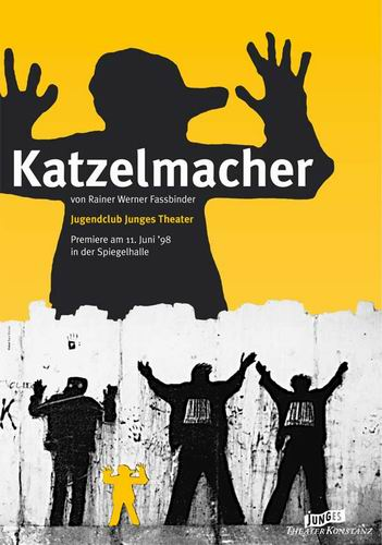 Катцельмахер / Katzelmacher(Райнер Вернер Фассбиндер / Rainer Werner Fassbinder) [1969, ФРГ, драма, мелодрама, DVDRip] DVO + Sub Rus, Eng + Original Deu