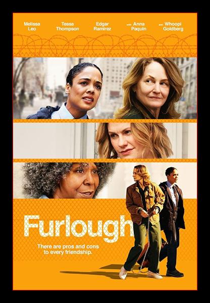 Отпуск / Furlough (2018) BDRip | HDrezka Studio