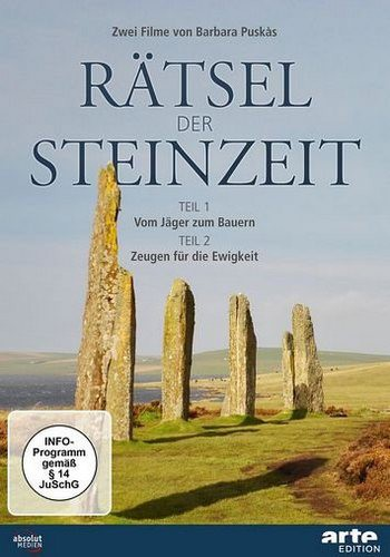 Люди и камни эпохи неолита / Mysteries of the Stone Ages (Les enigmes de l'age de la pierre, Ratsel der Steinzeit) (2017) HDTVRip [H.264/720p] (серии 1-2 из 2)