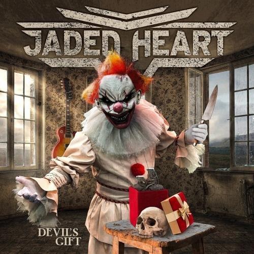Jaded Heart - Devil's Gift (2018) [MP3|320 Kbps] <Hard Rock, Hard 'n' Heavy>