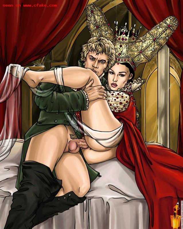 смотреть порнофильмы с царями и царицами