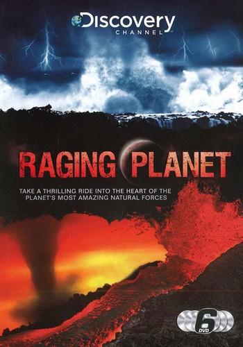 Discovery: Разгневанная планета (Бушующая планета) / Raging Planet (2009) HDTV [H.264/1080i-LQ] (Серии 1-8 из 8)