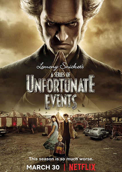 Лемони Сникет: 33 несчастья / A Series of Unfortunate Events (2018) WEBRip | LostFilm