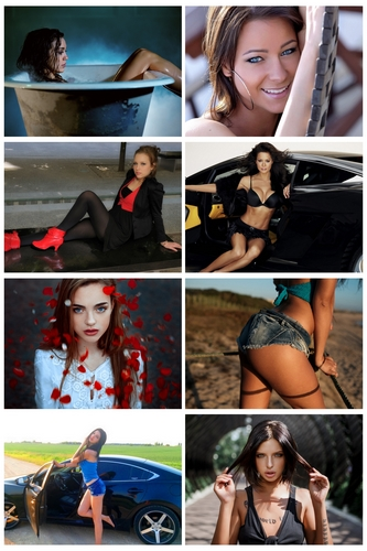 HD Girls Wallpapers Pack 005