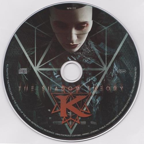 Kamelot - The Shadow Theory (2018) 2CD, Limited Edition [FLAC|Lossless|image + .cue] <Symphonic Metal, Progressive Power Metal>