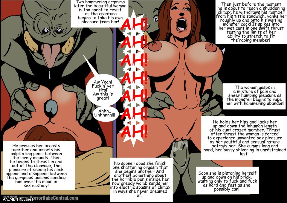 HorrorBabeCentral (Collection) [Uncen] [ENG] Porn Comics