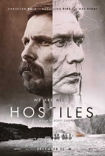 Hostiles 2017 1080p WEB-DL H264 AC3-EVO