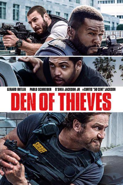 Охота на воров / Den of Thieves (2018) WEB-DL [1080p] AMZN Version ATV