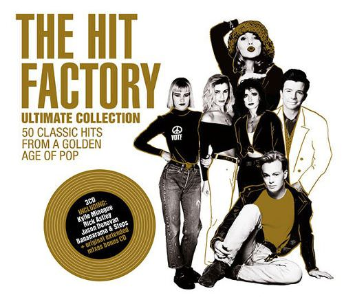 The Hit Factory - Ultimate Collection (2017)