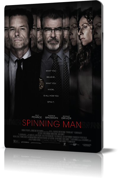 На грани безумия / Spinning Man (2018) WEB-DLRip-AVC от New-Team | HiWay Grope