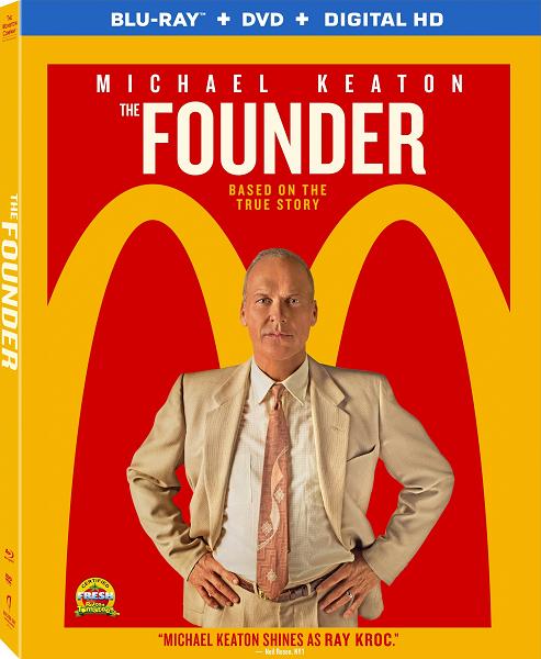 Основатель / The Founder (2016) BDRip 720p | P, A