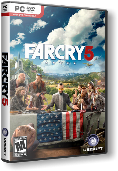 Far Cry 5: Gold Edition v 1.4.0.0 + DLCs [RePack by xatab] (2018) [Rus/Eng]