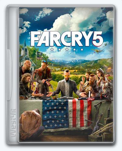 Far Cry 5 (2018) [Ru/Multi] (1.4.0.0/dlc) Repack R.G. Catalyst [Gold Edition]