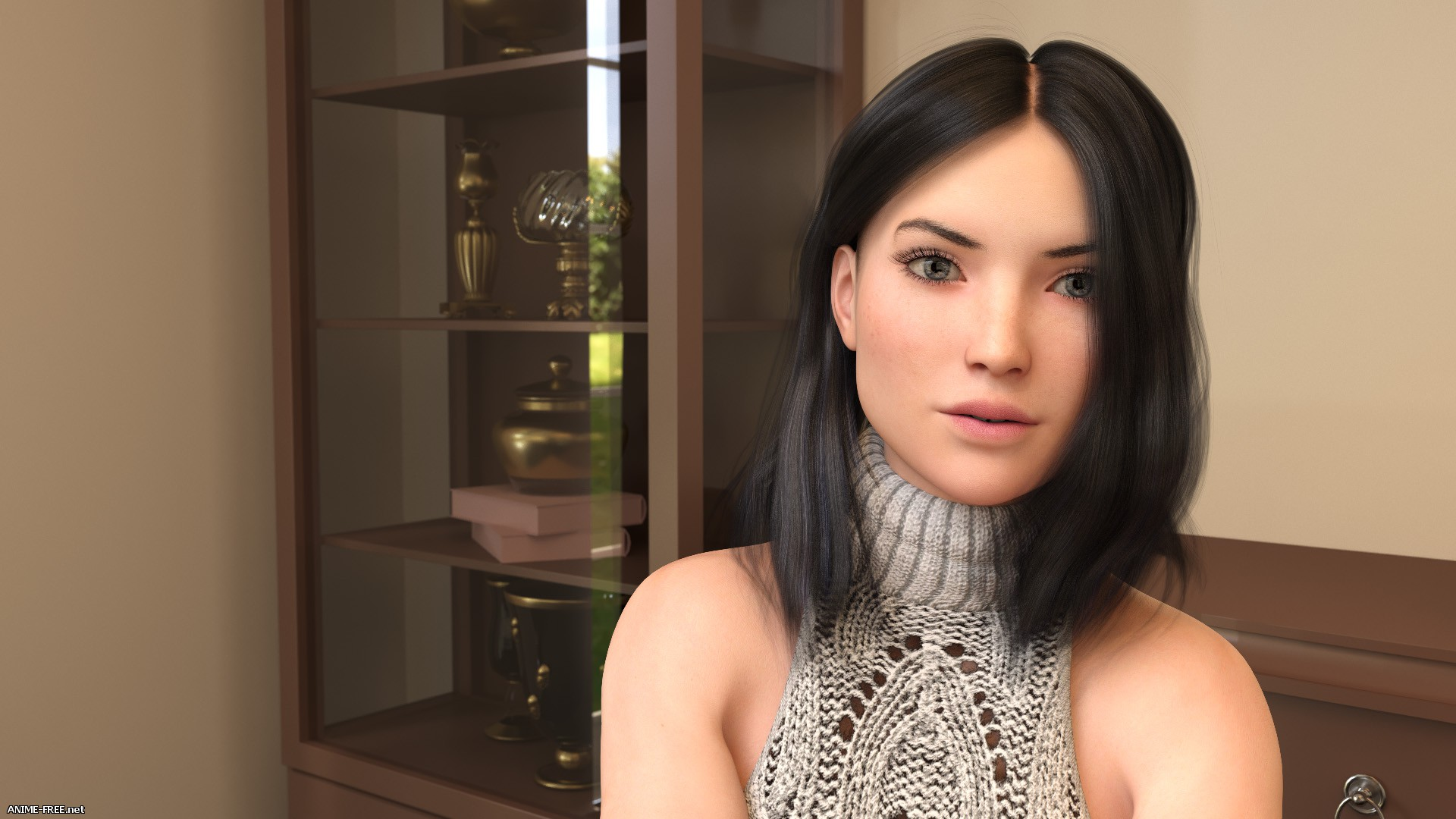 Fashion Business: Monica's adventures - Episode 1 (FULL) [2018] [Uncen] [3DCG, ADV] [ENG,RUS] H-Game