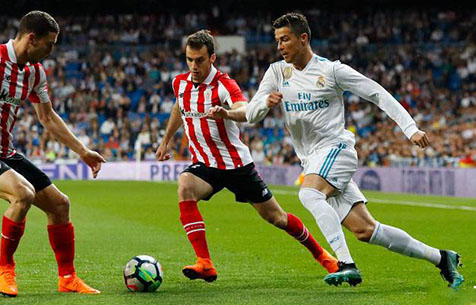 Real Madrid C.F. - Athletic Club de Bilbao 1:1
