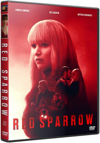 Красный воробей / Red Sparrow (2018 ) | WEBRip