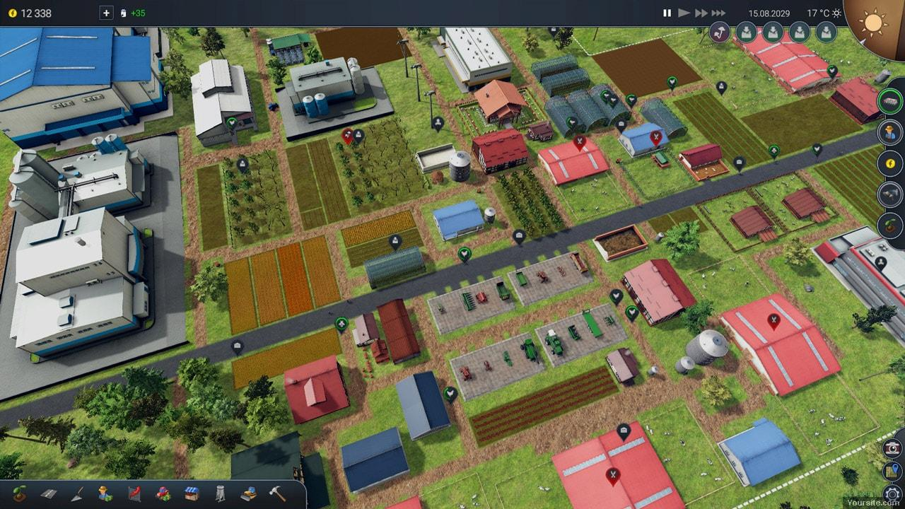Farm Manager 2018 [Update 3] (2018) PC