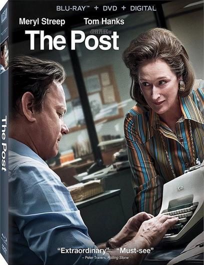 Секретное досье / The Post (Стивен Спилберг / Steven Spielberg) [2017, США, триллер, драма, биография, история, BDRip] Dub (iTunes) + Sub (Rus, Eng) + Original Eng
