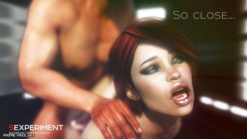 Sexperiment [2018] [Uncen] [ADV, 3DCG] [ENG] H-Game
