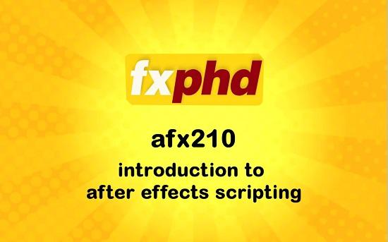 FXPHD.com | Introduction to After Effects Scripting (2010) PCRec [H.264/720p-LQ] [RU/EN]