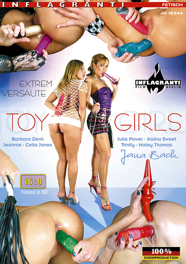 Extrem versaute Toy Girls 1 (Inflagranti) [2008, Lesbian, Toys, Fetish, All Girls, 1080p, WEB-DL] [Split Scenes]