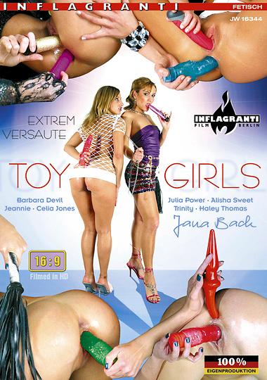 Extrem versaute Toy Girls 1 (Inflagranti) [2008, Lesbian, Toys, Fetish, All Girls, 1080p, WEB-DL] [Split Scenes]