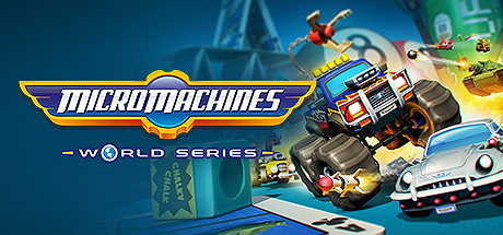 Micro Machines (2017) [Multi] [macOS Native game]