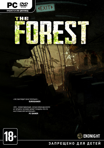 The Forest (2018) PC | Лицензия