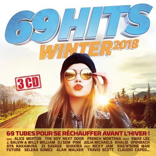 69 Hits Winter 2018 (2017)