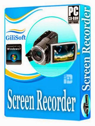 GiliSoft Screen Recorder 8.0.0
