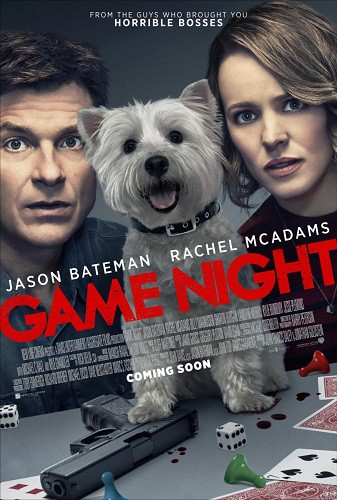 Game Night 2018 1080p WEB-DL H264 AC3-EVO