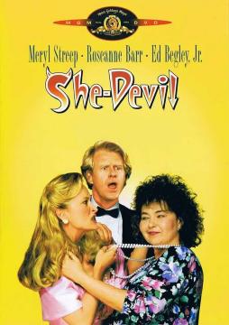 Дьяволица / She-Devil (1989) BDRip 1080p