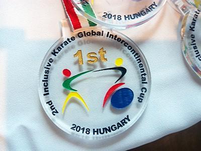 Чемпионат Мира по пара-каратэ