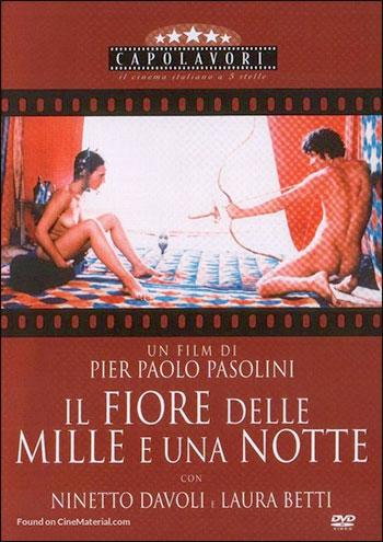 Постер:Цветок тысяча и одной ночи / Il fiore delle mille e una notte (1974) BDRip | Rus
