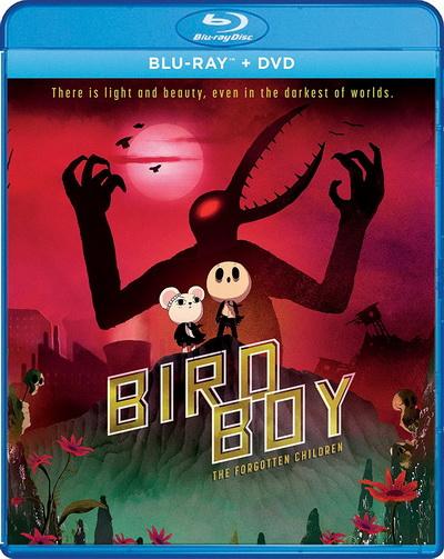 Психонавты, забытые дети / Birdboy: The Forgotten Children / Psiconautas, los ninos olvidados (2015) BDRemux [H.264/1080p] [MVO]