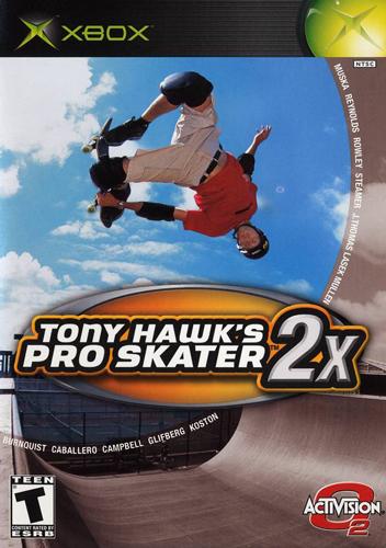 [Original Xbox] Tony Hawks pro skater 2x [ENG / NTSC U]