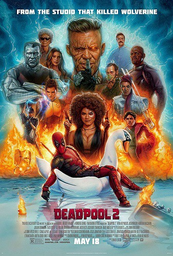 Deadpool 2 2018 HDTS XViD AC3-ETRG