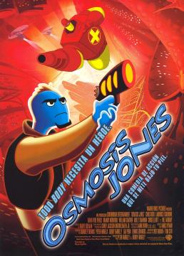 Осмосис Джонс / Osmosis Jones (2001) WEB-DL 720p