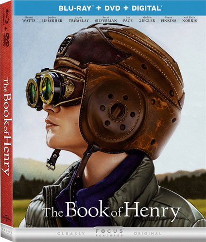 Книга Генри / The Book of Henry (Колин Треворроу / Colin Trevorrow) [2017, США, триллер, драма, криминал, BDRip] Dub (SDI Media)