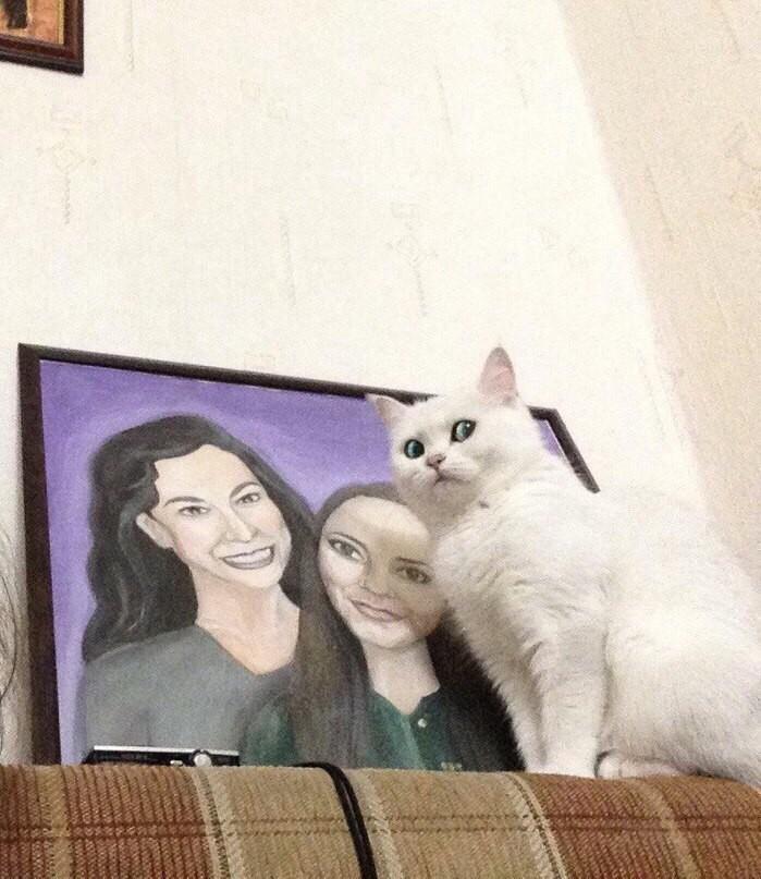 Кто это рисовал