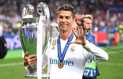 """Роналду: """"Было очень приятно играть за """"Мадрид"""". Мое будущее? В ближайшие дни я дам ответ"""""""